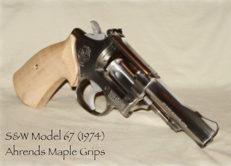 Model 67 Combat Masterpiece   LonelyMachines