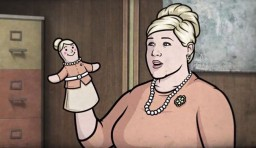 archer-pam-poovey-conflict-resoltuion-puppet
