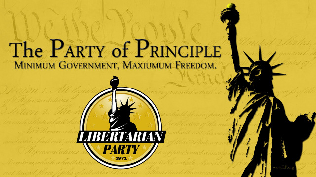 Even the Libertarians Are a Sideshow » LonelyMachines